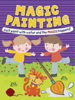 NEW   MAGIC PAINTING - A4 pb Just Paint with Water and the magic happens  CAT