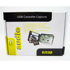New Portable Tape To PC Super USB Cassette To MP3 Converter Capture Music Player