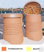 Flue/Chimney Pot Cap/Cowl for pots up to 11'' BUFF
