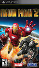 Iron Man 2 UMD PSP W/CASE SONY PLAYSTATION PORTABLE GAME