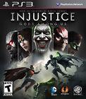 Injustice: Gods Among Us (Sony PlayStation 3, 2013)