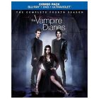 The Vampire Diaries: The Complete Fourth Season (Blu-ray Disc, 2013, 9-Disc Set)