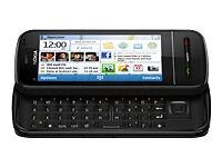 BRAND NEW NOKIA C6-00 BLACK UNLOCKED PHONE - BLUETOOTH  5MP CAMERA - 3G - WIFI -