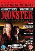 Monster (DVD, 2005)