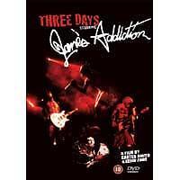 Jane's Addiction - 3 Days (DVD, 2008)