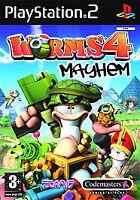 Worms 4: Mayhem (Sony PlayStation 2, 2005)
