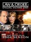 Law & Order: Special Victims Unit - The Fifth Year (DVD, 2004, 4-Disc Set)