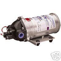Shurflo On Demand Diaphragm Pump 12volt 1.8 GPM, 60 PSI