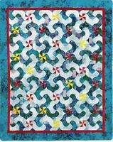 Ocean Breeze quilt pattern by Southwind Designs