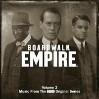 BOARDWALK EMPIRE--Music From The Series Volume 2--CD