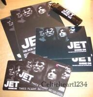 Jet - Shine On - Lighter/Stickers/Flyers - OFFICIAL Promo Set