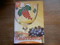 """TOPP Gudrun Schmitt """" Herbstliches Raumdekor mit Windowcolor """" Frech Verlag"""