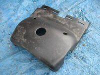 STEERING COLUM COWLING TOP HALF from a 1999 FORD ESCORT FINESSE 1.6 16v
