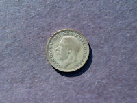 1929 GREAT BRITAIN 1 Shilling Silver Coin