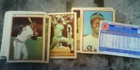 1985 HOME RUN KINGS SET 5CT W/MICKEY MANTLE TOPPS RUTH MAYS WILLIAMS