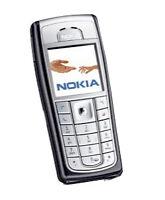 Nokia 6230i silber- schwarz  (Ohne Simlock) Handy