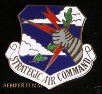 XL Strategic Air Command SAC HAT PIN BADGE US AIR FORCE VETERAN OFFUTT AFB WOW