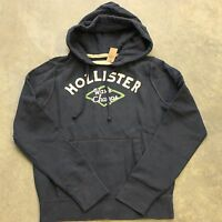 NWT Men Size L / Large  Hollister Wipeout Beach JACKET HOODIE Muscle Fit