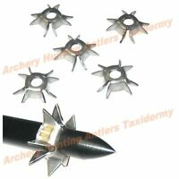 3 PC Arrow ADDER POINT POINTS Archery Turkey Small Game DEADLY BOW HUNTING 25 GR