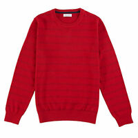 Nautica Mens Striped Sweater
