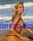 KELLY KELLY PHOTO 8x10 IN BLACK BIKINI HOT #BK786H