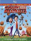 CLOUDY WITH A CHANCE OF MEATBALLS BLURAY & DVD 2 DISC SET