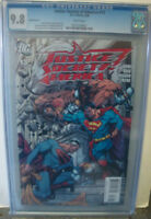 JUSTICE SOCIETY OF AMERICA  #13 cgc 9.8 Variant Cover