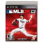 MLB 2K13 (Sony PlayStation 3, 2013) BRAND NEW SEALED