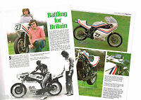 Old SPARTON MOTORCYCLE Article / Photo's / Pictures: HART