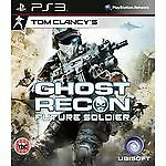 sony ps3 Tom Clancy's Ghost Recon: Future Soldier new and sealed