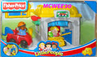BNIB Fisher Price Little People GARAGE & CARWASH 2003 - ONE ONLY AVAILABLE!!