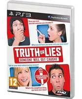 Truth Or Lies PS3 (Playstation 3) - Free Postage - UK Seller