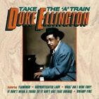CD DUKE ELLINGTON TAKE THE A TRAIN SOLITUDE COTTON TAIL