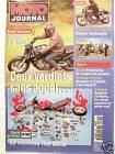 MOTO JOURNAL 1221 HONDA 500 CB KAWA 750 ZEPHYR BMW RS