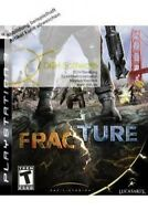 Fracture (Sony PlayStation 3, 2008)