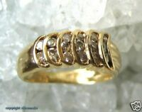 =*=Brillantring Diamantring Ring mit Brillant Brillanten Diamant Diamanten Gold*