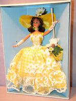 Summer Splendor Barbie 1996 Limited Edition NRFB Enchanted Seasons #15683