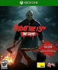 Friday the 13th: The Game (Microsoft Xbox One, 2017)