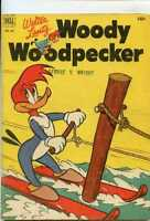 FOUR COLOR COMICS # 416 starring Woody Woodpecker (DELL, 1952) Walter Lantz,  VG