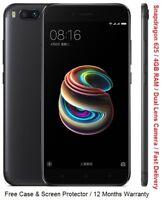 "Xiaomi Mi A1 5.5"" Snapdragon 625 Android ONE 4GB RAM Dual Cameras FCC CE"