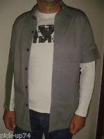 G Star Herren Teenager Hemd Mens Shirt kurzarm Gr S