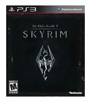 The Elder Scrolls V: Skyrim (Sony PlayStation 3, 2011) VERY GOOD