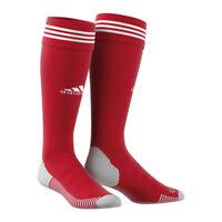 Adidas Adisock 18 MEDIAS protectoras Rojo Blanco