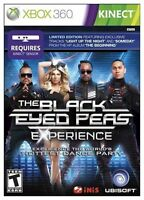Black Eyed Peas Experience -- Limited Edition (Microsoft Xbox 360, 2011) NEW