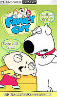Family Guy: The Freakin' Sweet Collection (UMD-Movie, 2006 PSP) DISC ONLY!!