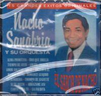 Nacho Sanabria El Sabor de Nacho BRAND NEW SEALED   CD