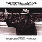 Various Artists - Cigarettes and Alcohol, Vol. 2 (40 Modern Anthems) 2 X CD Set