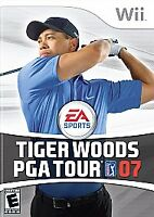 Tiger Woods PGA Tour 07 - Nintendo Wii by  in Used - Very Good