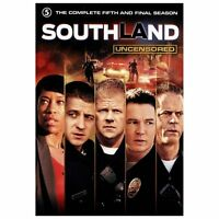 Southland: The Complete Fifth & Final Season [2 Disc DVD Region 1] - Brand New