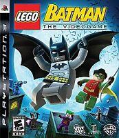 LEGO Batman: The Videogame (Sony PlayStation 3, 2008)